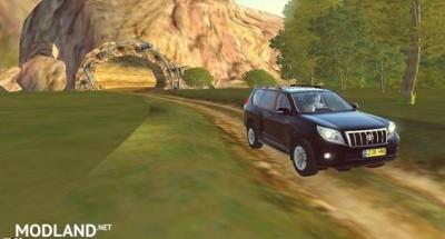 Toyota Land Cruiser Prado [1.2.2], 1 photo